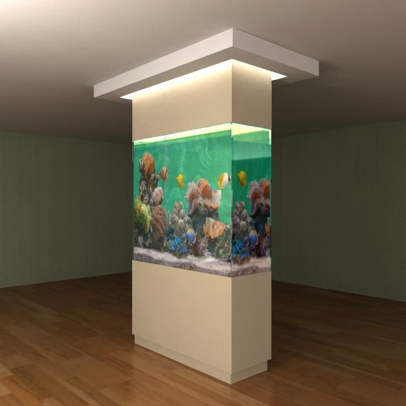 3DOcean Aquarium 20040343