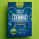 Tennis Championship Flyer 02