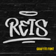 REIS GRAFFITI FONT