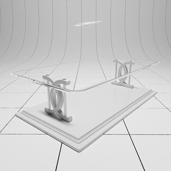3DOcean an end table 20041175
