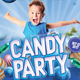 Kid Party Invitation / Flyer Template