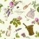 Herbal Cosmetics Pattern