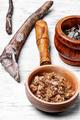dry medicinal herb