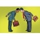 Businessmen in Conflict