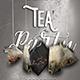 Tea Party Flyer Template