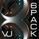 Metallic Geometric VJ Pack