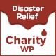 Disaster Relief Charity WordPress Theme