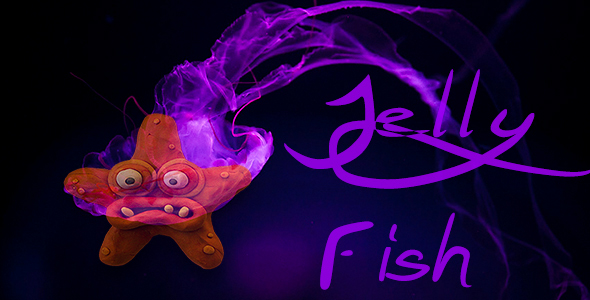 Jellyfish - HTML5 Underwater Game