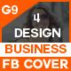 Facebook Cover Bundle(vol : 7) - 4 Design