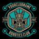 Robotics Club T-Shirt Template
