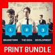 Multipurpose Business Print Template Bundle