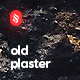 Old Grunge Plaster Texture Backgrounds