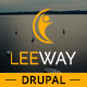 Leeway - Multipurpose One Page Drupal Theme