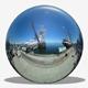 Sunny San Diego Harbour HDRI