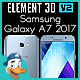 Samsung Galaxy A7 2017 for Element 3D