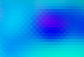 Turquoise blue purple rows of triangles background
