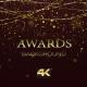 Award Background 4K