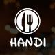 Handi - A Restaurant HTML Responsive Template