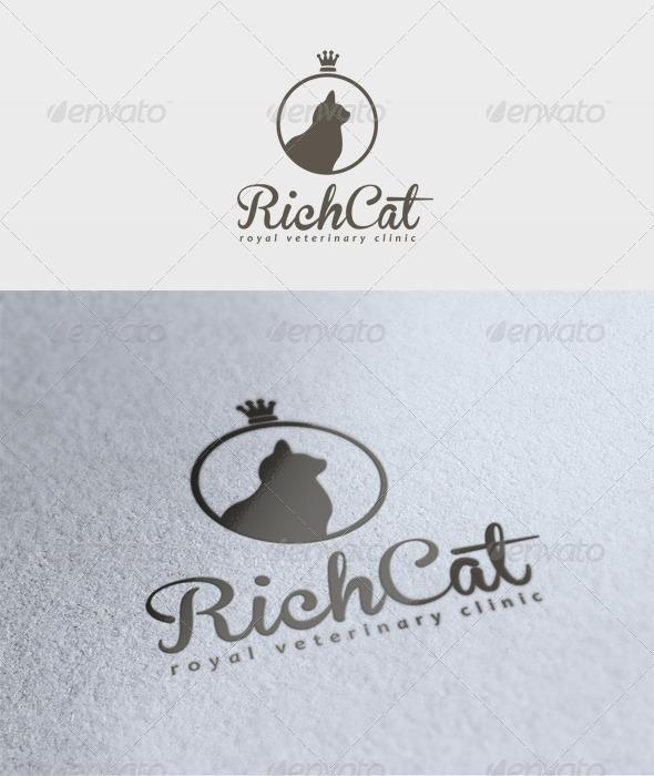 Rich Cat Logo