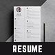 Resume - Doe -