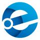 Circular E Letter Logo
