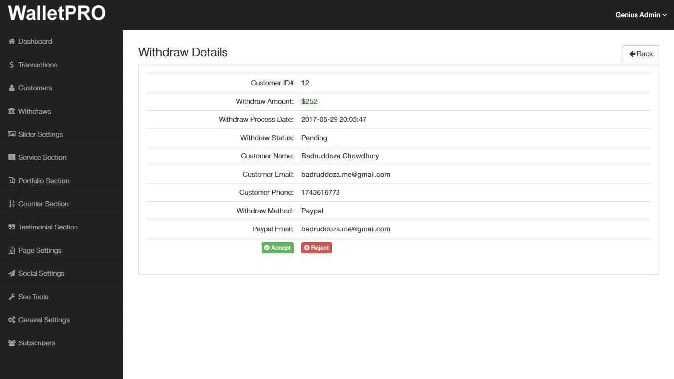 Gmail themes dynamic - Walletpro Dynamic Payment Gateway