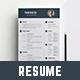 Resume - Winter -