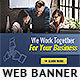Corporate Web Banner Design Template 73 - Lite