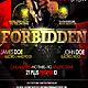 Forbidden Flyer Template - GraphicRiver Item for Sale