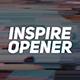 Inspire Glitch Slideshow