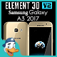 Samsung Galaxy A3 2017 for Element 3D