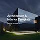 Architecture and Interior Google Slide Template