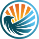 Eagle Rise Logo Template