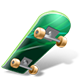 Skatebord Park Ambience