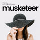 Musketeer - Minimalist Blogging WordPress Theme