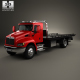Kenworth T370 Tow Truck 2009
