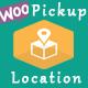 Woocommerce Pickup Locations wordpress plugin