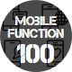 Mobile Functions line Icons