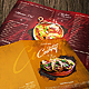 Curry Indian Food Menu - A4 and US Letter Bi-Fold