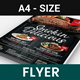 Steakhouse Restaurant Flyer v2