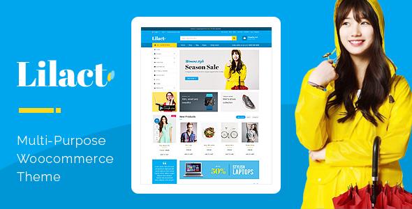 Lilac – Fashion Responsive WooCommerce WordPress Theme (WooCommerce) images