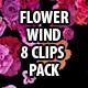 flower wind