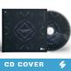 Lavender Chill - CD Cover Artwork Template