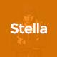 Stella - Personal Portfolio Template