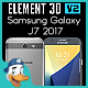 Samsung Galaxy J7 2017 for Element 3D