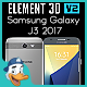 Samsung Galaxy J3 2017 for Element 3D
