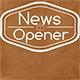 News Opener Music