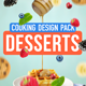 Cooking Design Pack - Desserts