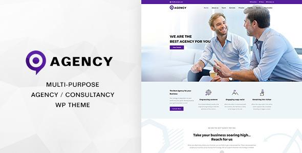 Agencies | Multipurpose Creative Agency Theme