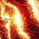 Flaming Space Nebula